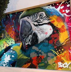 ARCY street art