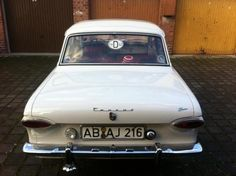 Ford Taunus 12M P4 Baujahr 1962