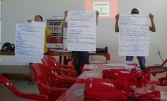 Trabalho do meu curso . Time do Emprego #JennyReis #Cananéia