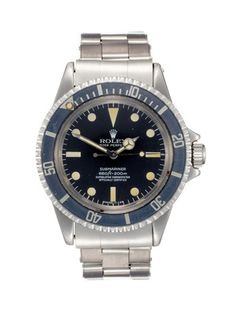 Vintage Rolex Oyster Perpetual Submariner
