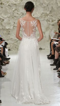 Watters Spring 2015 Bridal Collections   bellethemagazine.com