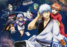 Destiny Gintama 2015 ending song cd cover