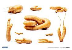 Tramontina : Carrot | #ads #marketing #creative #werbung #print #advertising #campaign < repinned by www.BlickeDeeler.de | Follow us on www.facebook.com/BlickeDeeler