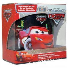 Lámpara noche de Rayo McQueen de #Cars #Disney, por sólo 6.74€!