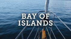 EXPLORING THE BAY OF ISLANDS, NEW ZEALAND