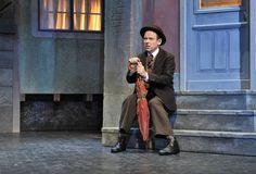 Die Kleine Niederdorfoper - Vom 04.11.13 bis 09.01.14 im Bernhard Theater Zürich. Tickets: www.ticketcorner.ch Character, Lettering