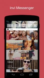 invi Messenger 1.0.6 APK – Use apps while you chat. Continue messaging with your friends while you watch YouTube clips, play games, read art...