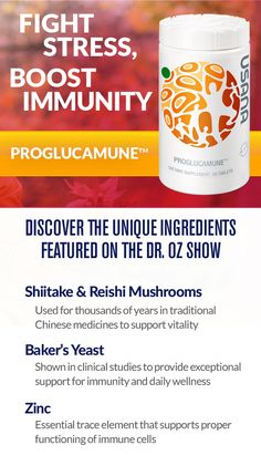 Fight Stress, Boost Immunity with USANA Usana Vitamins, Health And Wellness, Health Fitness, Health Care, Bakers Yeast, True Health, Health Matters, Vitamin C Supplement, Best Vitamin C