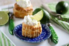 Key Lime Tarts | The Hungry Housewife