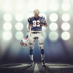 Wes Welker in the New Nike Unis