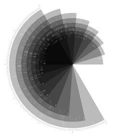 Cette forme géométrique et dynamique serait intéressante à insérer dans notre concept.