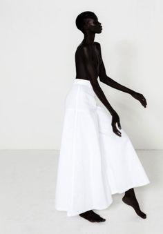 Fashion Editorial II Paul Jung for Flaunt Magazine (Designer Melitta Baumeister)