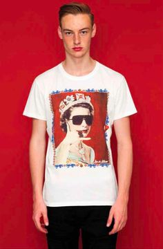 Les Benjamins #FashionForwards God save the Queen
