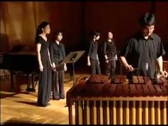 Steve Reich 《Drumming》 part 1-2