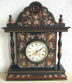 Mantle Clock Pattern Packet