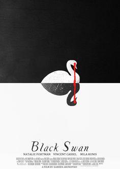 Black Swan by Lucas Pontani.