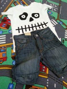 H Sommer Set  Jeans Shorts T-shirt - Verkäufer: liann2008