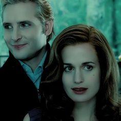Dr. Carlisle Cullen & Esme Cullen