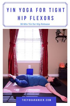 If your back or hips feel stuck, try out this 30 minute practice for hip release! Yin Yoga Sequence, Yoga Sequences, Online Meditation, Yoga Meditation, Feeling Stuck, How Are You Feeling, Space Up, Tight Hip Flexors, Yoga Props