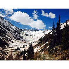 The beautiful San Juan's are a must see when visiting Durango, Co! #mountains #amazing #beautiful