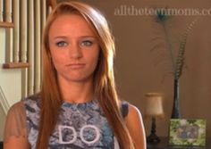 Maci bookout red hair