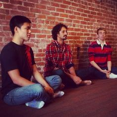 Afternoon #meditation at the Spire offices. Just breathe. Feeling grateful. #sf #tech #startup #mindfulness Embedded image permalink