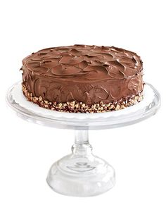 """The winner of our """"Mom's Best Cake Contest"""" includes coffee-flavored whipped cream filling and creamy mocha frosting."""