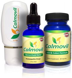 Hemorrhoids Feel Like Pressure - Calmovil natural hemorrhoid relief is a non-prescription product design...