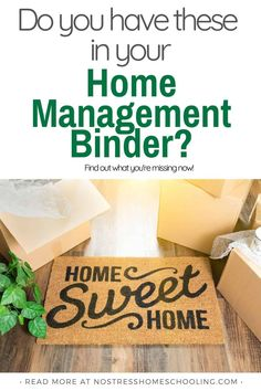 Ever wondered what a home management binder was or what to put it in? This post will help you put your own home binder together. Binder Dividers, Home Binder, Household Binder, Meal Planning Printable, Home Management Binder, Free Printable Worksheets, Home Economics, Home Organization Hacks, Frugal Living Tips