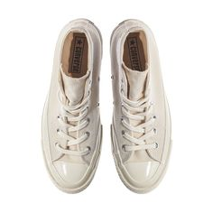 Convers All Star Premium Hi 1970s Sneakers Cream from the Spring Summer 2016 Collection