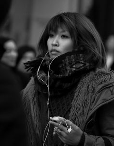 """Photo by Motographer in Japan.  Tokyo street photography - """"Tokyo Japanese girls"""". S)"""