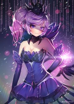 Elementalist Lux (Dark Form) | Элементалист Люкс (Форма: тьма) #UltimateSkin @League of Legends | Лига Легенд #LoL #ЛоЛ