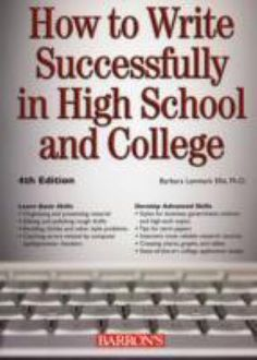 Gives both general advice on good writing and on specific kinds of writing such as college admission essays, business writing and technical writing