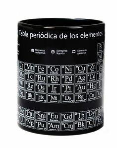 Taza the big bang theory ba zin ga bazinga elementos qumicos taza tabla peridica the big bang theory en negra urtaz Images