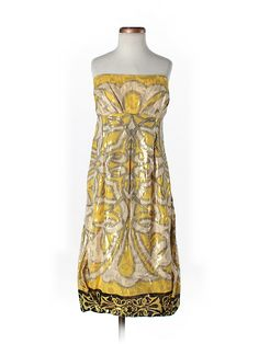 Check it out - Nicole Miller Collection Silk Dress for $64.99 on thredUP!