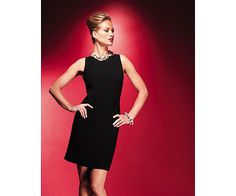 What gal doesn't look sexy in a chic black dress? Here are some fabulous styles to give yo. Holiday Dresses, Lbd, Google Search, Chic, Sexy, Black, Style, Fashion, Xmas Dresses