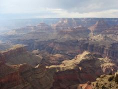 Visit the Grand Canyon. Check! Need to go again. Simply breathtaking. Amazing!