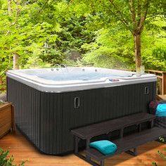 Hot Tubs - Customer Rating: 4+ Stars Hot Tubs | Wayfair