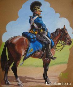 Napoleon's allies:  Wurttemburg; Horse Artillery, Gunner 1812