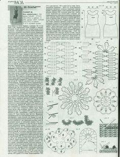 Журнал мод 587 (описание) - Страна Мам