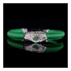 Wimbi Silver with Tsavorite Wedding Rings, Engagement Rings, Bracelets, Silver, Jewelry, Enagement Rings, Jewlery, Jewerly, Schmuck