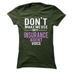 INSURANCE AGENT- stand