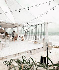 Playa Beach, Beach Resorts, Lido Beach, Beach Club, Coco Tulum, Dreams Tulum, Tulum Ruins, Deco Nature, Surf Shack