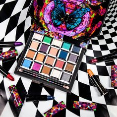 We're taking you down the rabbit hole (again), UDers! Who got their hands on the all-new Alice Through The Looking Glass collection? #UDinWonderland #UrbanDecay