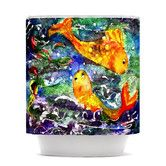 Found it at AllModern - Fantasy Fish Polyester Shower Curtain