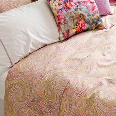 Bed Linen - love love love paisleys