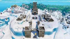 All Fortnite Map Changes In Season 7 V7 00 The Iceberg New