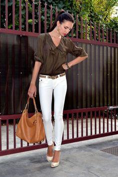 Olive-green-zara-blouse-ivory-bsb-pants_400