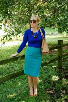 Turquoise & Monaco Blue with a taste of Leopard Print Shoes from Target (http://rstyle.me/hvwucnmm7e