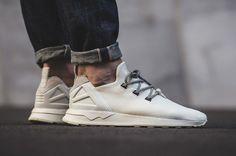 "adidas Originals ZX FLUX ADV ""Off-White"" - EU Kicks: Sneaker Magazine"